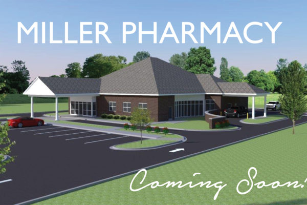 Miller Pharmacy to Open Fall of 2020