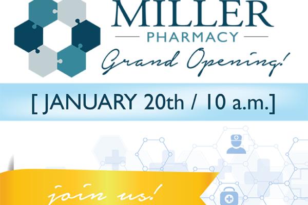 Miller Pharmacy Grand Opening